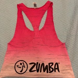 Zumba Fitness Tops - Zumba tank top